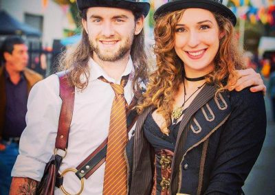 Steampunk - Characters